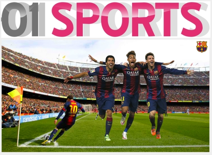 01 SPORTS OFFICIAL COVER MSN EDITION II