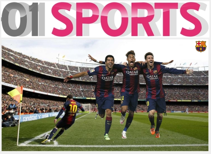 01 SPORTS OFFICIAL COVER MSN EDITION