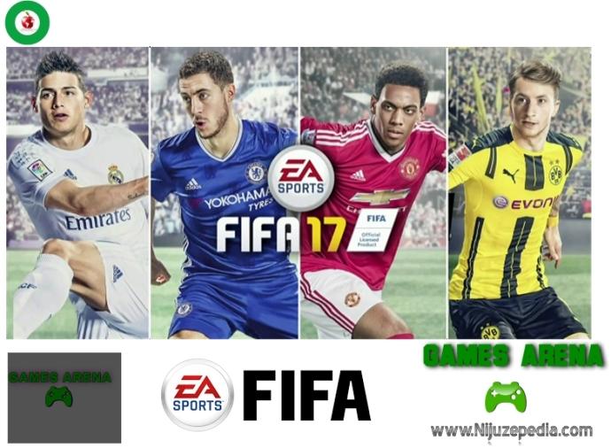 EA FIFA 2017 by GAMES ARENA]