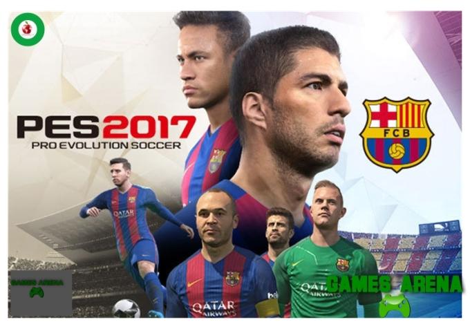 Pro evolution soccer 2017 by GAMES ARENA