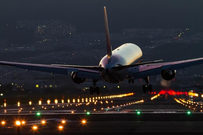 plane onna night.jpg