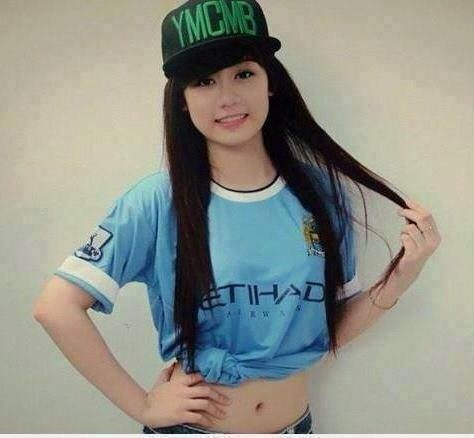 Image result for man city girl