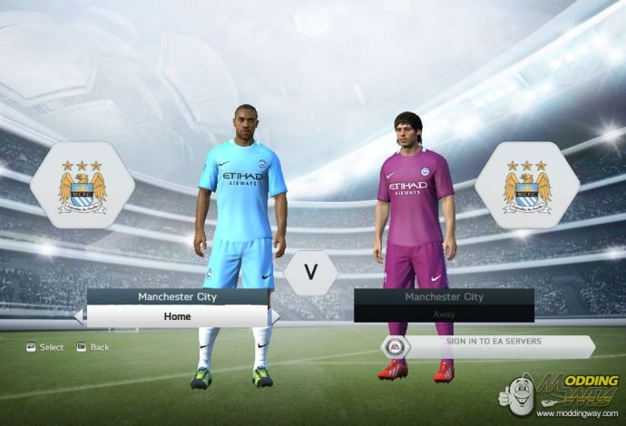 Image result for manchester city FIFA 2017