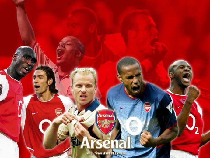 Image result for arsenal wallpaper players