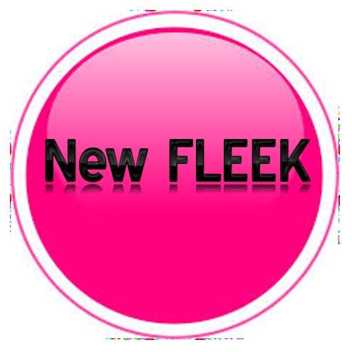 New Fleek button