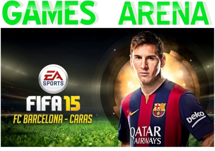 GAMES ARENA COVER LEO MESSI