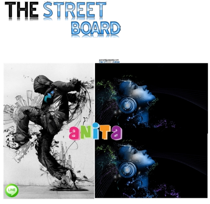 The Street Board cover